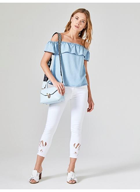 Xint Bluz Mavi